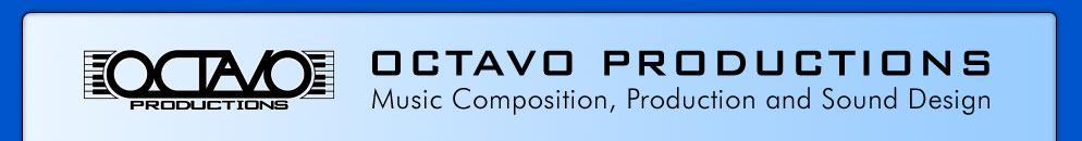 Octavo Productions Logo